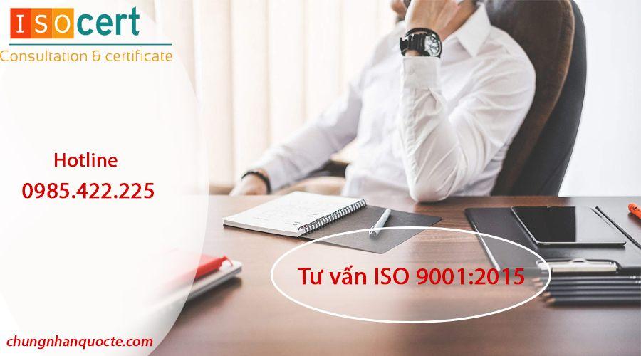 Tư vấn ISO 9001 2015