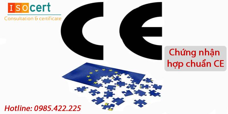 Chứng nhận hợp chuẩn CE