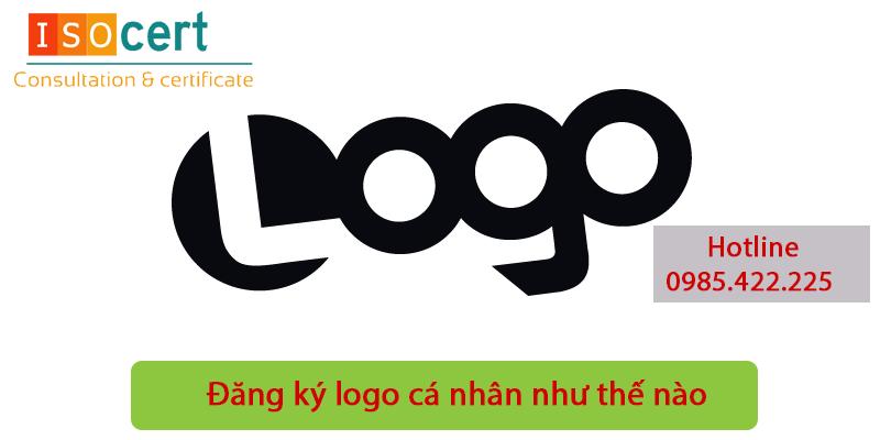 Đăng ký logo cá nhân như thế nào