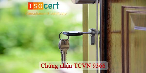 Chứng nhận tiêu chuẩn TCVN 9366