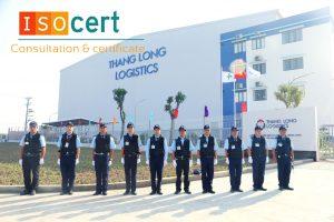 Chứng nhận HACCP - Thang Long Logistics