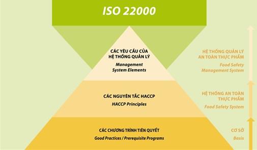 YẾU TỐ CHÍNH CỦA TIÊU CHUẨN ISO 22000