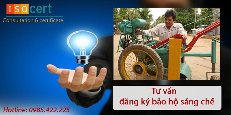 Tư vấn đăng ký bảo hộ sáng chế