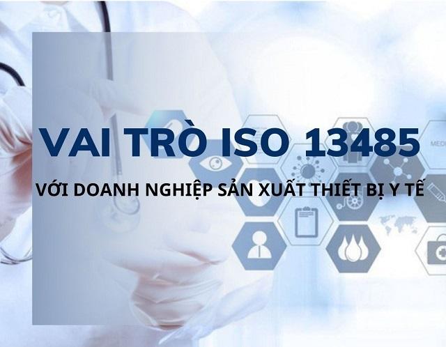 Những nội dung ISO 13485 có thể đóng góp vai trò quan trọng